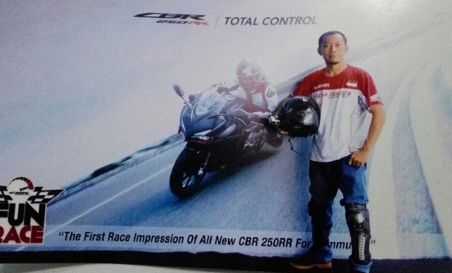 fun race cbr250rr