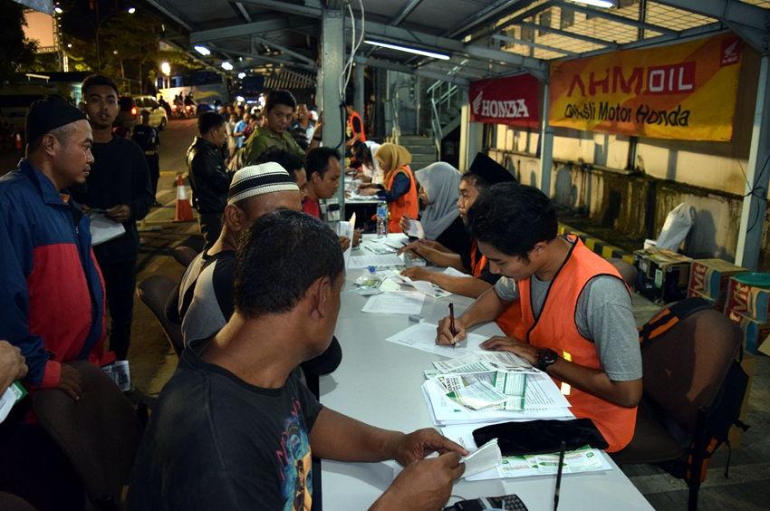 Info Pendaftaran Mudik dan Balik Bareng Honda