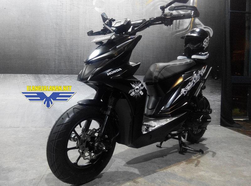 New Honda Beat Street eSP - ElangJalanan.NET