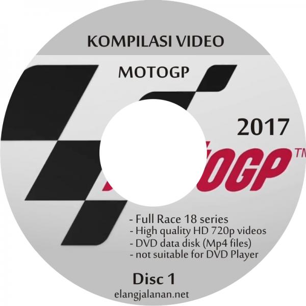 Kompilasi Video Full Race MotoGP musim 2017