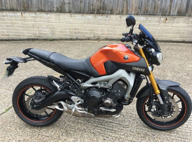 Yamaha MT Series