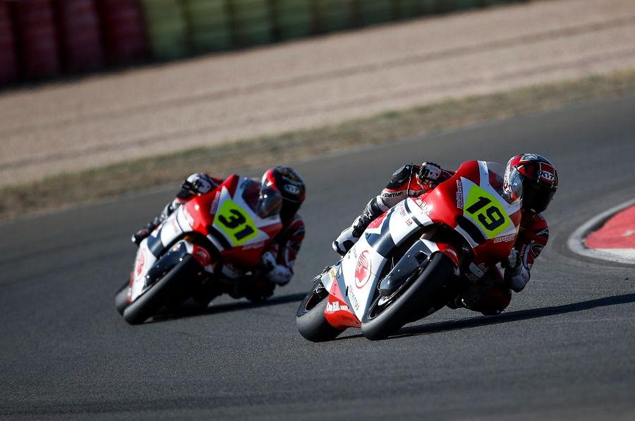 Gerry Salim FIM CEV Moto2 Albacete