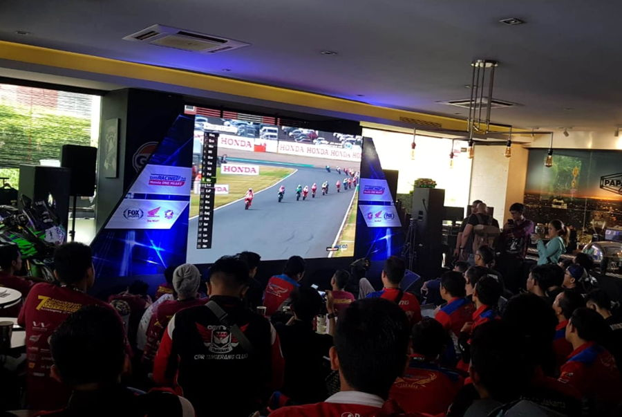 Nonton Bareng MotoGP Motegi