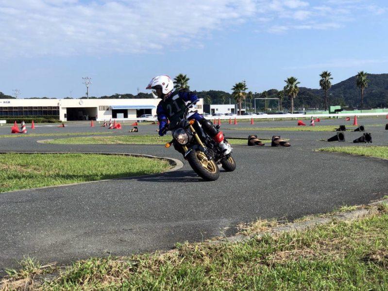 Samsul Falah Instruktur Safety Riding Wahana