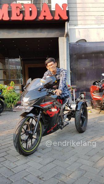 Inspirasi dari Suzuki Rider Bro Estu