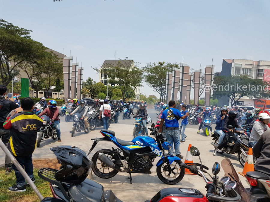 Sunmori Riders Suzuki Jakarta