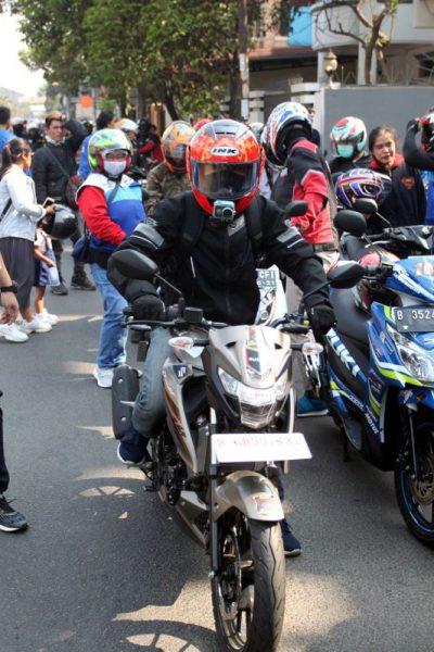 Sunmori Suzuki Rider Jakarta