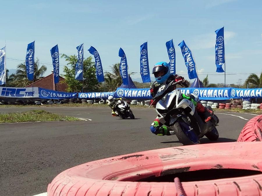 Aerox Fun Race Tasikmalaya