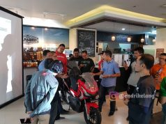 Workshop Teknologi Honda ADV 150