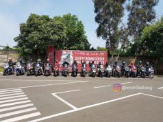 AHJ Ajak Cari Aman Komunitas HAI Jakarta