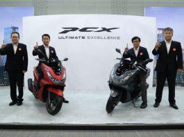 Launching PCX 160 Indonesia
