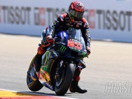 Klasemen Sementara MotoGP Aragon